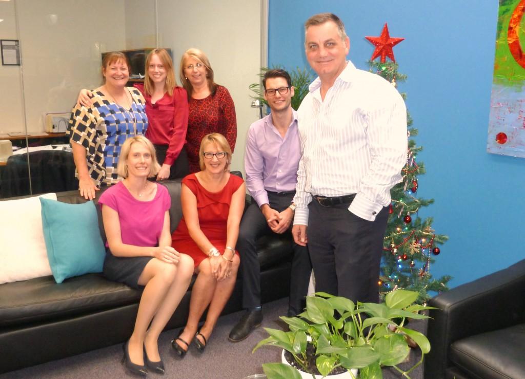 Abound Financial Planning Melbourne Xmas Dec 2014